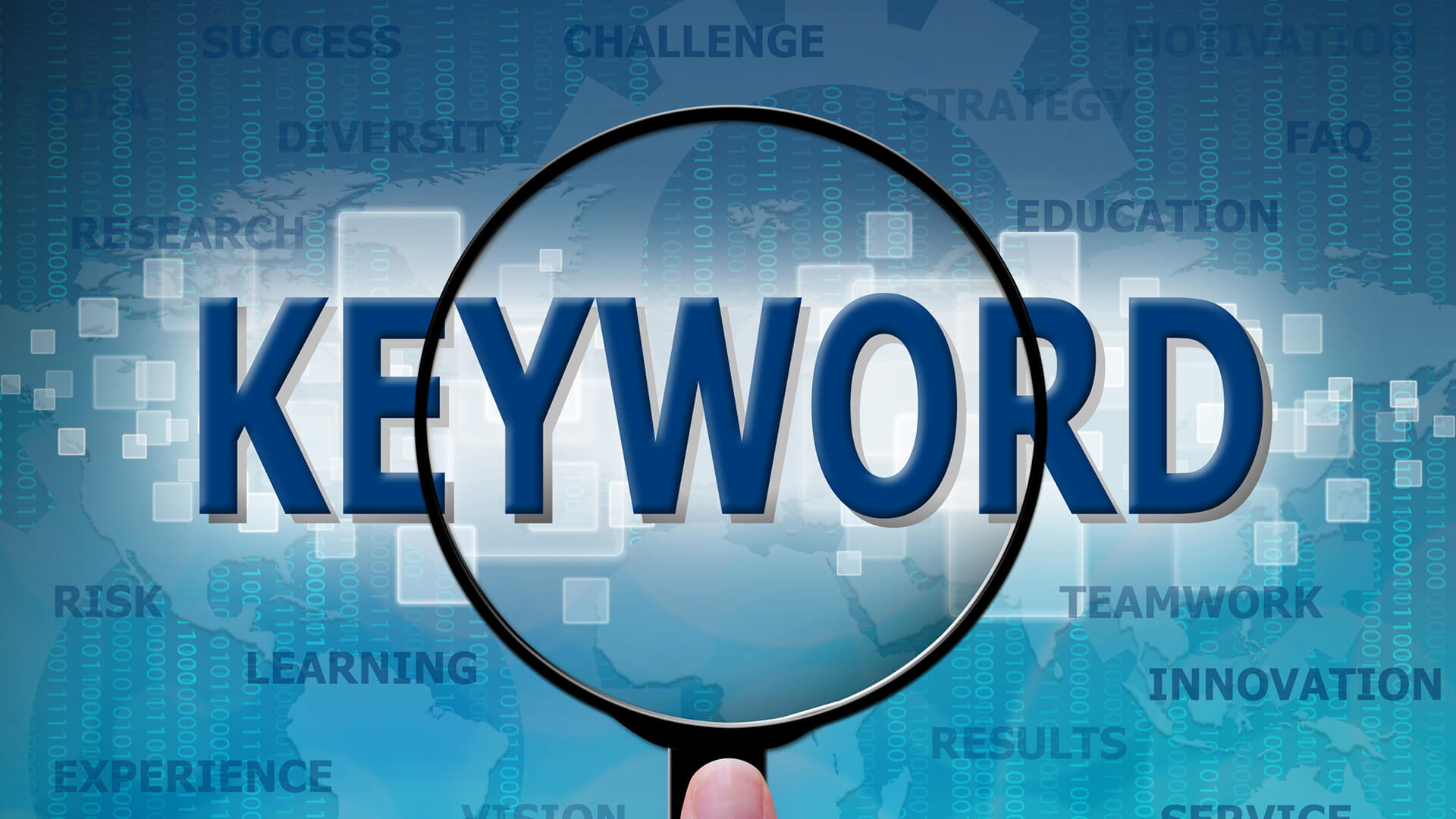 Keywords And Keyword Research